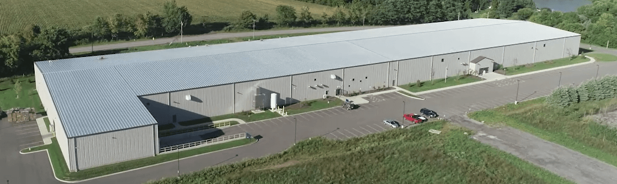 The new McAlpin Production Facility